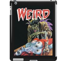 Spider Lady - Eerie Publications - Textless Cover iPad Case/Skin
