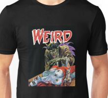Spider Lady - Eerie Publications - Textless Cover Unisex T-Shirt