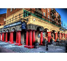 Bascule Bar & Bistro Photographic Print
