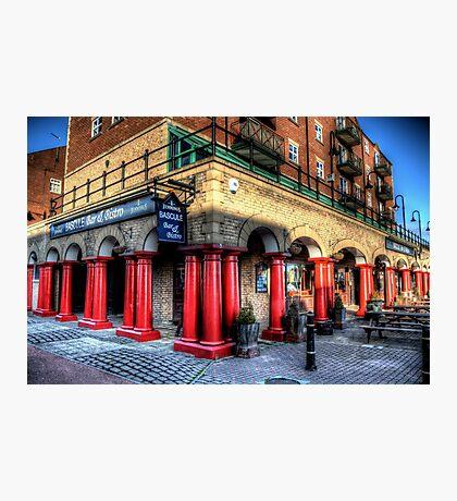 Bascule Bar & Bistro Photographic Print