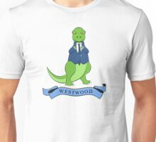 Moriar T-Rex Unisex T-Shirt