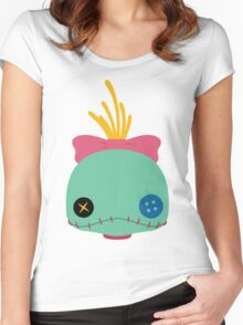Scrump Women's Fitted Scoop T-Shirt