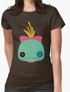Scrump Womens Fitted T-Shirt
