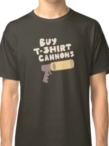 Buy T-Shirt Cannons Classic T-Shirt