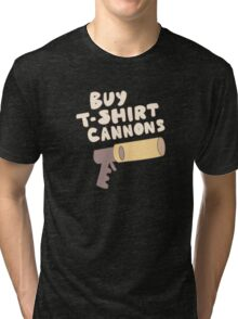 Buy T-Shirt Cannons Tri-blend T-Shirt