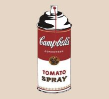 Campbell's Spray Can by chutch252