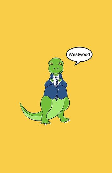 Moriar T-Rex by sirwatson