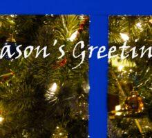 Season's Greetings (Card) Sticker