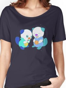 Hey, you look different! ( Oshawott ) Women's Relaxed Fit T-Shirt