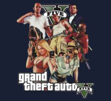 Grand Theft Auto 5 by EnricoV