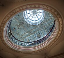 There's a Hole in My Ceiling || Glasgow City Chambers, Glasgow  by Anir Pandit