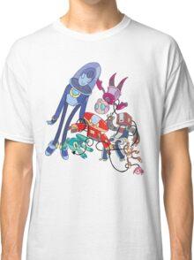 Robot Parade Classic T-Shirt