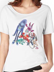 Robot Parade Women's Relaxed Fit T-Shirt