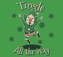 Tingle All the Way by Jen Pauker