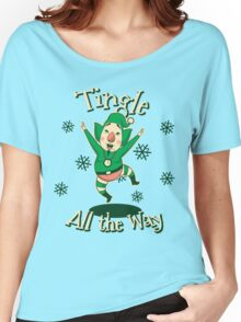 Tingle All the Way Women's Relaxed Fit T-Shirt