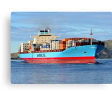 Your Ship Comes In Canvas Print