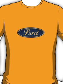 Lord Logo (Blue) T-Shirt