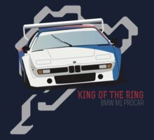 Bmw M1 Nürburgring by beukenoot666