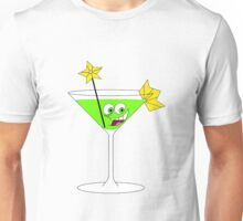 Fairly Odd Cosmopolitan Unisex T-Shirt