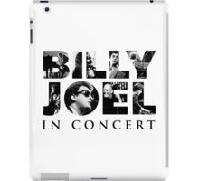 BILLY JOEL GARDEN TOUR 2016 iPad Case/Skin