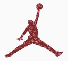 Air Jordan Christmas by Rob DelZotto