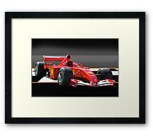Ferrari Formula One F1 Framed Print