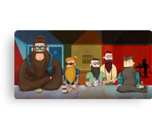Sasquatch Incognito Canvas Print