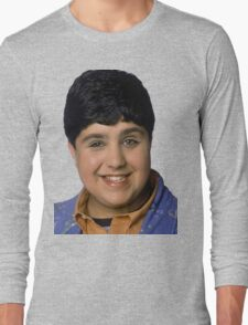Josh Peck Portrait Long Sleeve T-Shirt