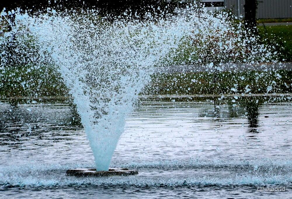 Park Fountain    ^ by ctheworld
