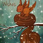 Warm Wishes by Ine Spee
