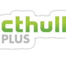 Cthulhu Plus Sticker