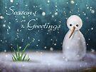 Season's Greetings by Ine Spee