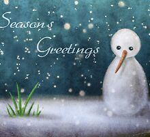 Season's Greetings by Ine Spee