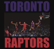 Toronto Raptors - Air Canada v2 by bicwang
