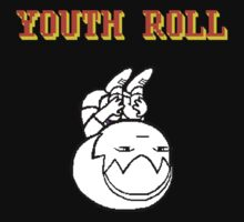 Rose Lalonde Youth Roll Tee by captainzappy