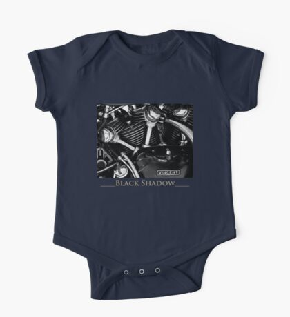 Vincent Black Shadow One Piece - Short Sleeve