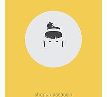Lone Wolf Cub - Shogun Assassin by bdi-design
