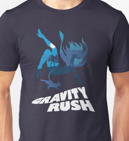 Gravity Rush Unisex T-Shirt