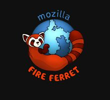 Mozilla Fire Ferret T-Shirt