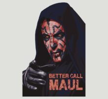 Better Call Maul by AlisterLockhart
