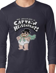 Captain Heisenpants Long Sleeve T-Shirt