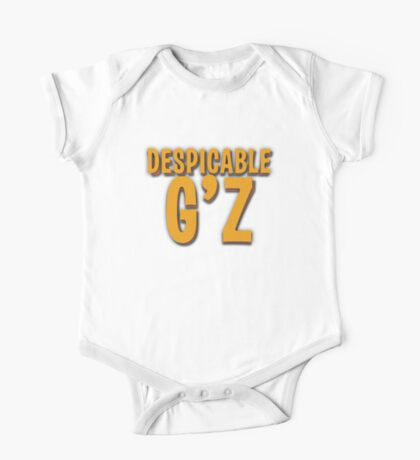 Despicable G'z One Piece - Short Sleeve