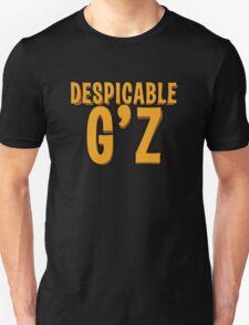 Despicable G'z Unisex T-Shirt