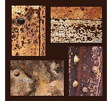 In Rust We Trust Photographic Print