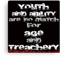 Youth2 Canvas Print