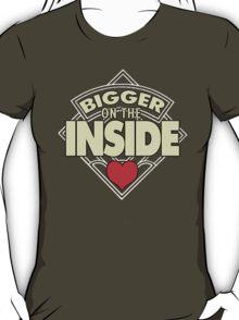 WHO has the Bigger Heart? T-Shirt