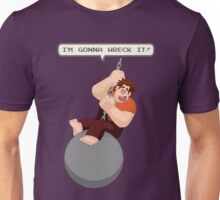 Wrecking Ball Ralph Unisex T-Shirt