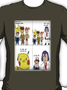 pokemon meme T-Shirt