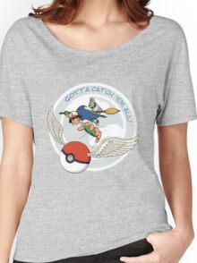 Gotta Catch 'Em All Women's Relaxed Fit T-Shirt