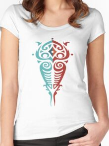 Raavaatu Women's Fitted Scoop T-Shirt